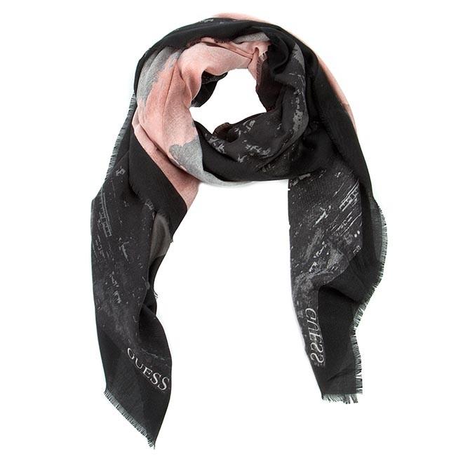 Head-scarf GUESS - New Scotland AW7084 POL03  BLA