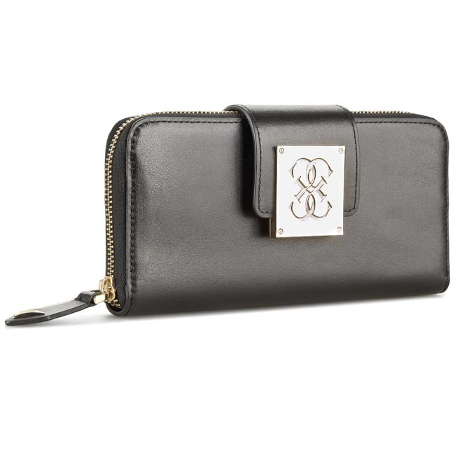 Large Women's Wallet GUESS - Jac SLG SWJACJ L5446 BLA