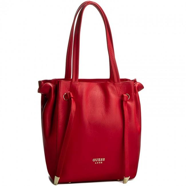 Handbag GUESS - Alessandra  HWALESL6123 RED