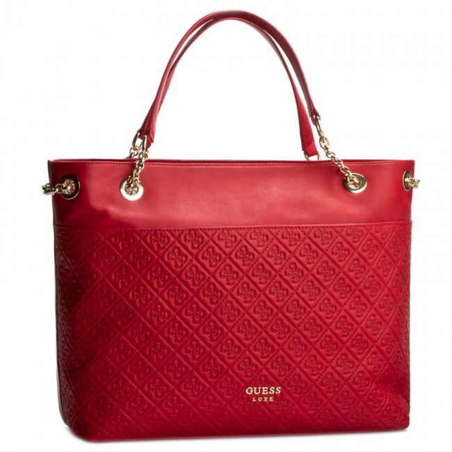 Handbag GUESS - HWBLAN L6123 RED