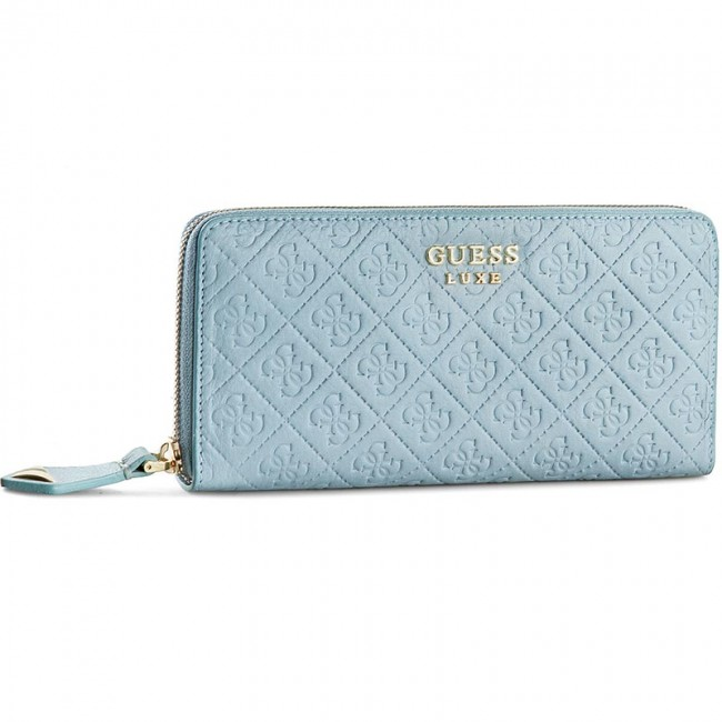 Large Women's Wallet GUESS - SWBLA NL6146 LTB