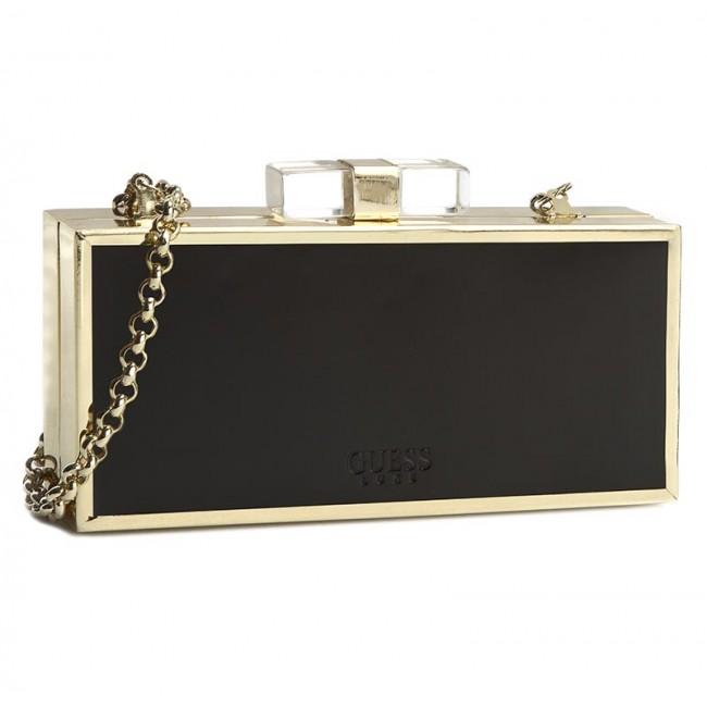 Handbag GUESS - Elettra leather Pochette HWELL OL6126 GDM