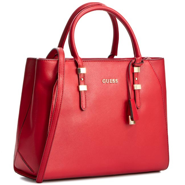 Handbag GUESS - Gigi HWSISS P6106  RED