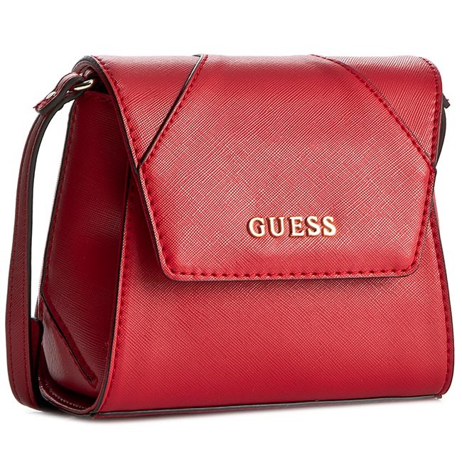 Handbag GUESS Gigi HWSISS P6187 RED