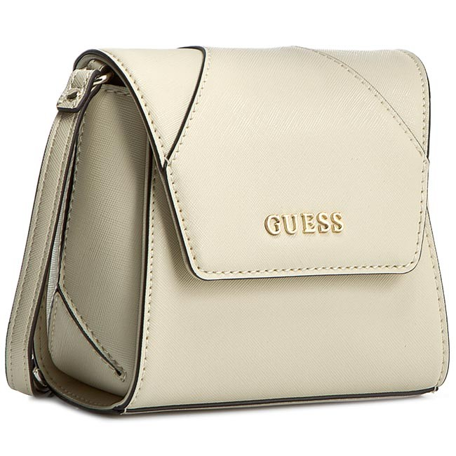 Handbag GUESS - Gigi HWSISS P6187 WHI