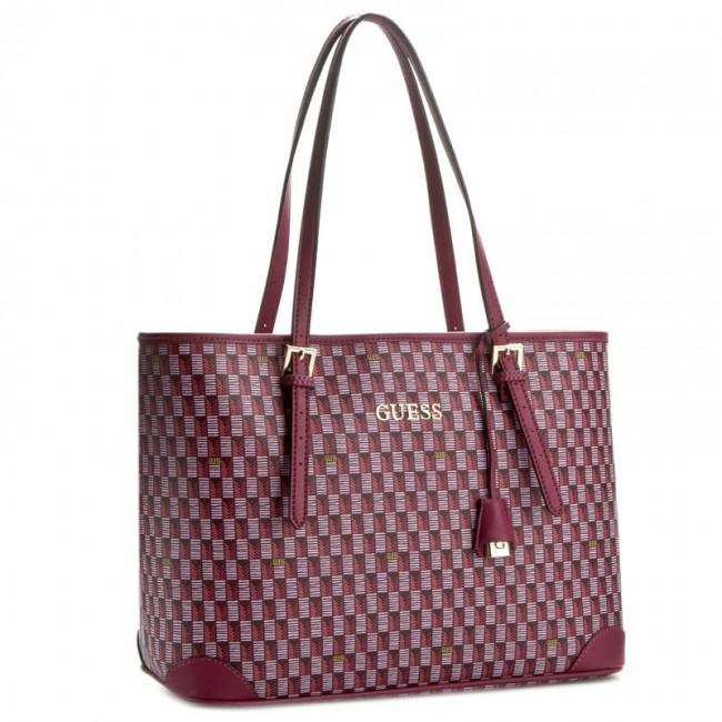 acheter populaire dbd60 dbe57 Handbag GUESS - Jetset HWJETS P6204 PMU