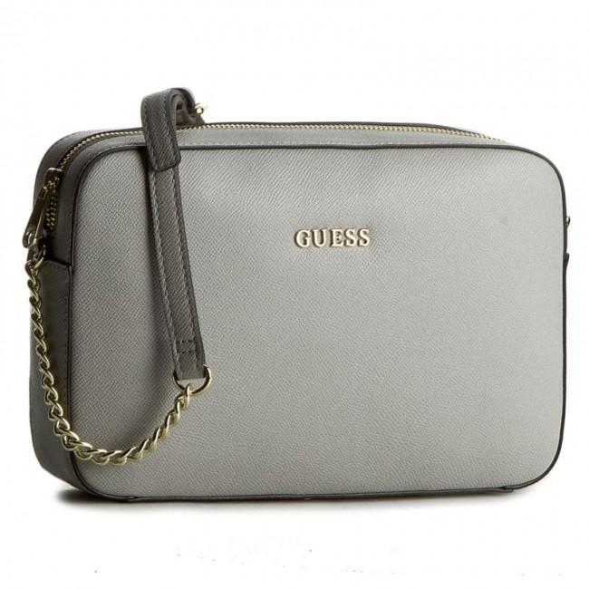 Handbag GUESS Isabeau (B) HWISAB P6442 GRY