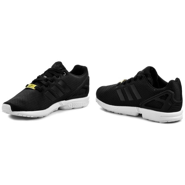 official photos 4c618 e34a4 Shoes adidas - Zx Flux K M21294 Black/FTWWhite