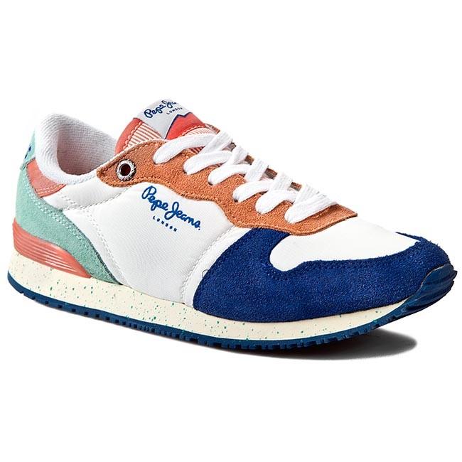Shoes Pepe Jeans Gable Pastel Pls30096 Easy Jet 146