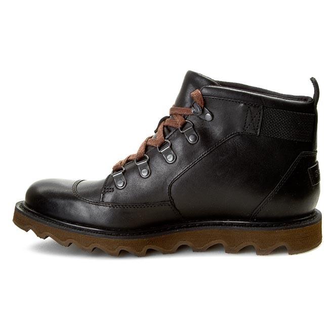 Boots Sorel Mad Mukluk Mid Ii Nm 1993 010 Black Boots