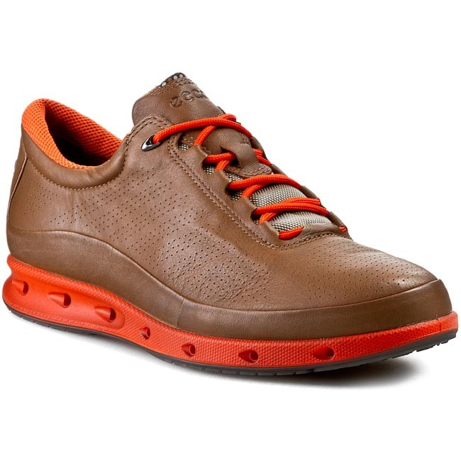 Ecco Shoe Laces Brown