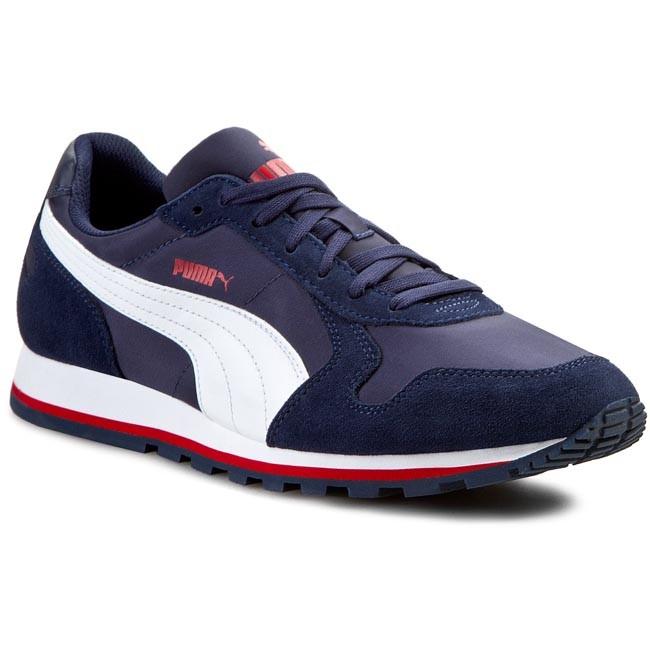 Shoes PUMA - St Runner Nl 356738 03 Peacoat/White