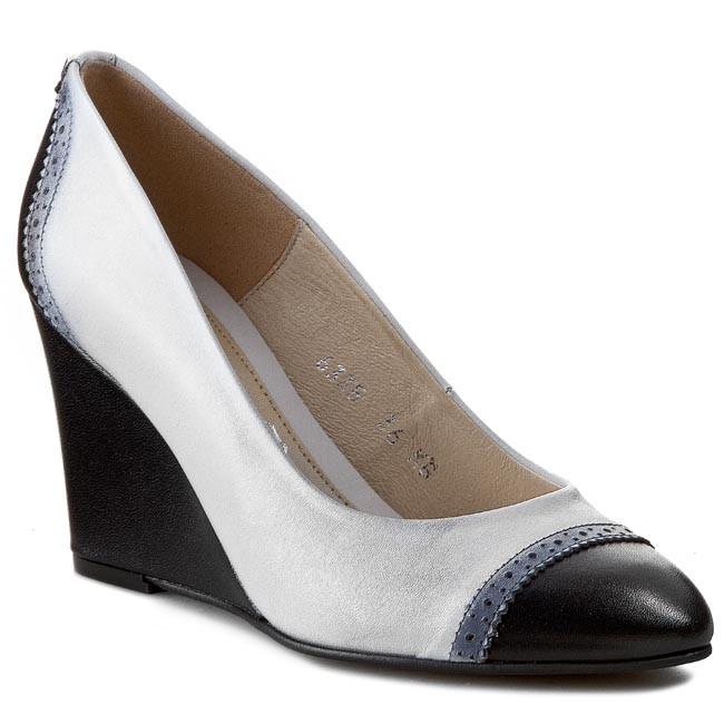 Shoes BALDACCINI - 633500-7 Czarny S/Negril Bianco