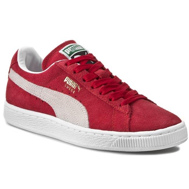 Shoes PUMA - Suede Classic + 352634 05 Team Regal Red/White