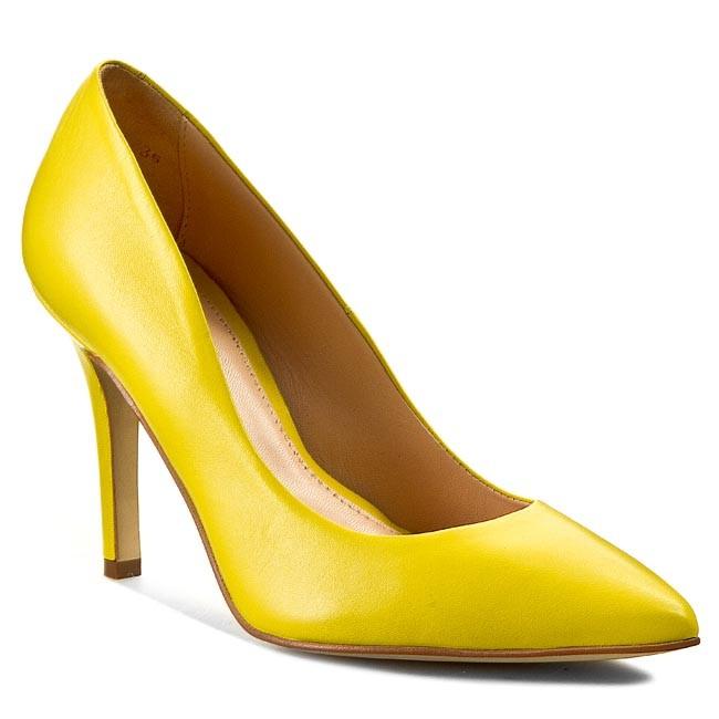 Stilettos SOLO FEMME - 34201-11-E05/000-04-00 Yellow