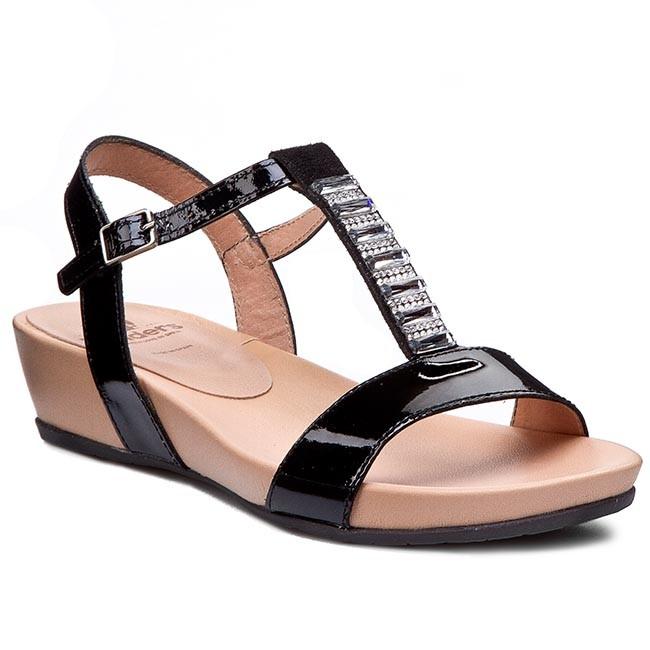 Sandals WONDERS - B-5926 Negro