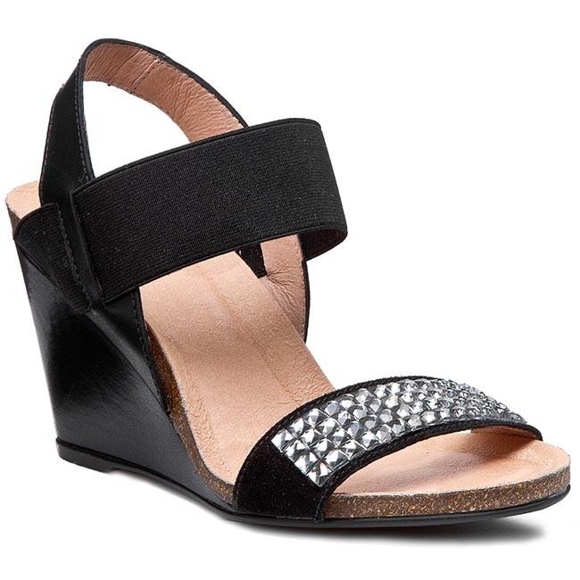 Sandals WONDERS - M-9720 Negro