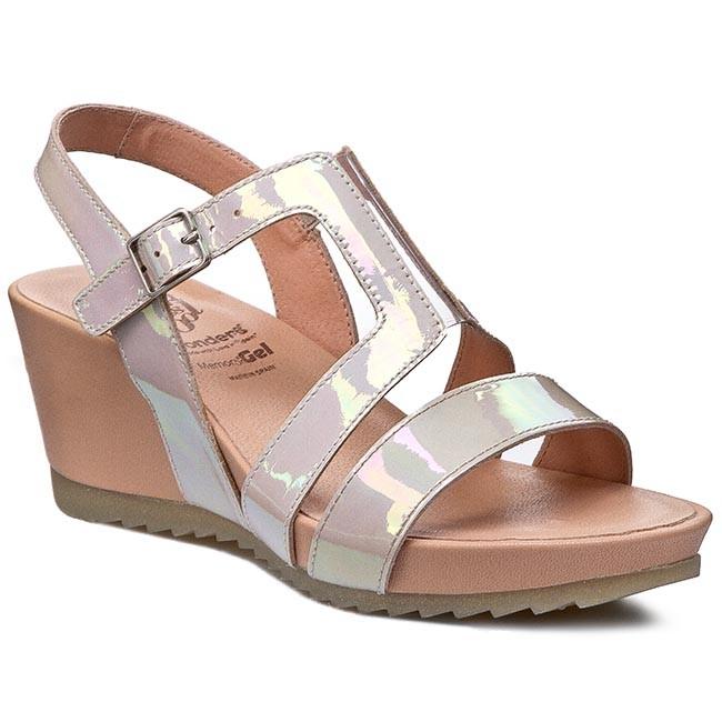Sandals WONDERS - D-7606 Hielo