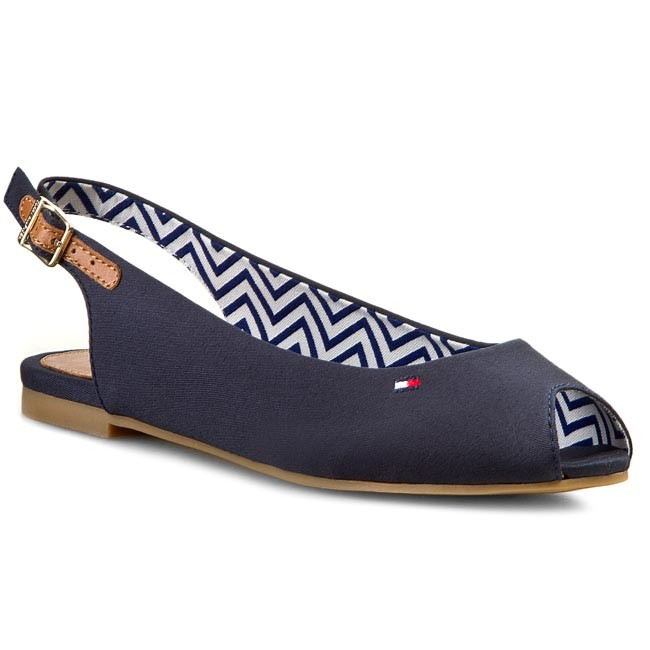 Sandals TOMMY HILFIGER - Amy 22C FW56818852 Midnight 403
