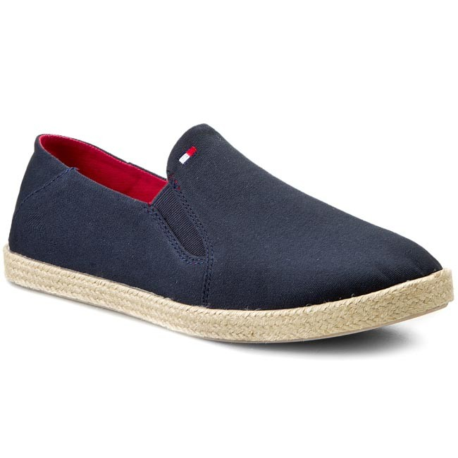Espadrilles TOMMY HILFIGER - Gerry 4D FM56818893  Midnight 403