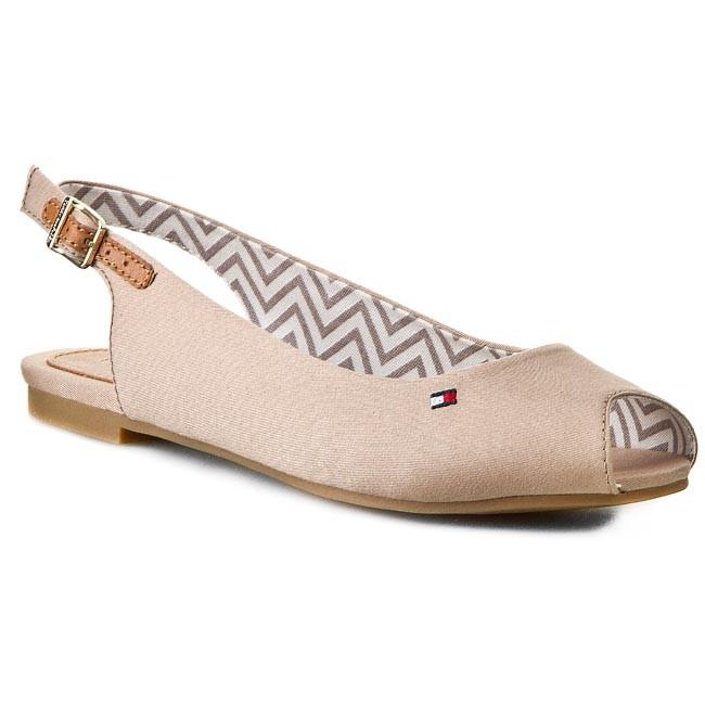 Sandals TOMMY HILFIGER - Amy 22C FW56818852 Desert Sand 938