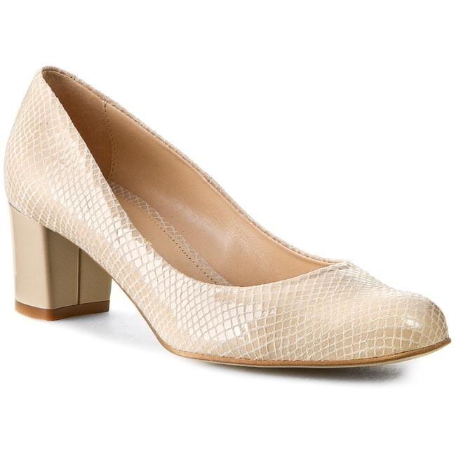 High Heels SOLO FEMME - 42001-01-D28/000-04-00 Beige