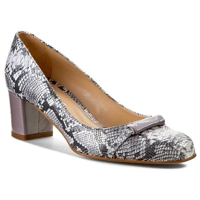 High Heels SOLO FEMME - 42002-02-E12/D47-04-00 Grey