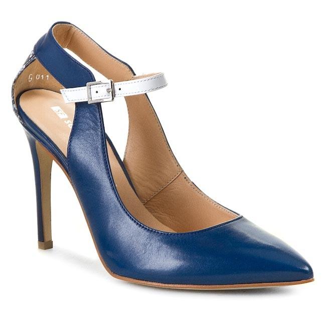 Stilettos SOLO FEMME - 34233-03-C90/B86-05-00 Blue