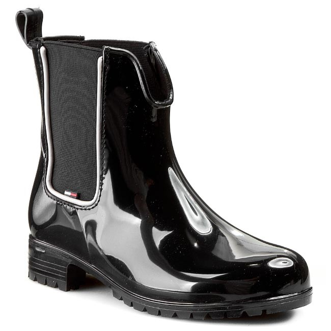 Wellingtons TOMMY HILFIGER - Oxley 5R FW56818750 Black 990