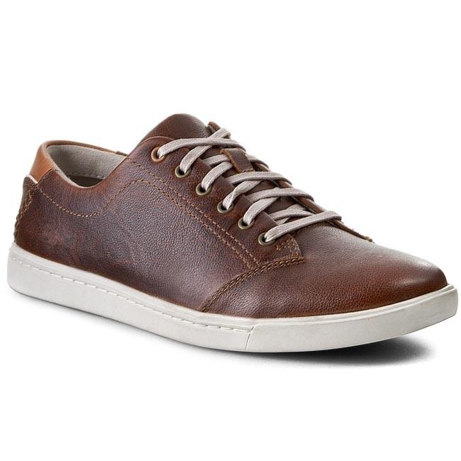 Shoes CLARKS - Newood Street 261072507 Tan