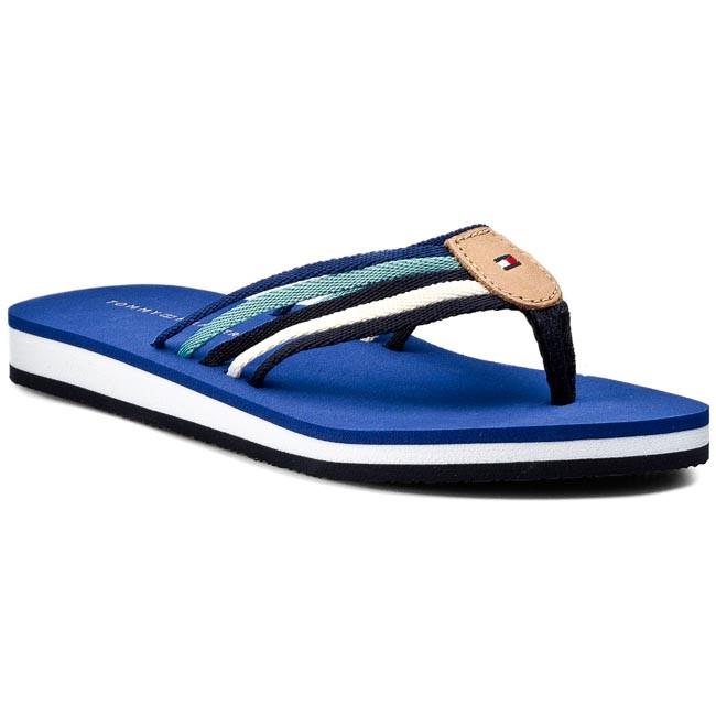 Slides TOMMY HILFIGER - Monica 15D FW56818713  Monaco Blue 479