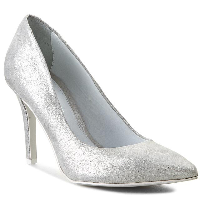Stilettos SOLO FEMME - 34201-11-331/001-04-00 Silver