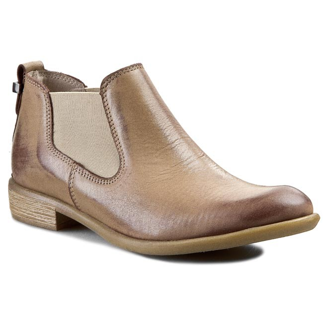 Ankle Boots CARINII - B2904 Beige