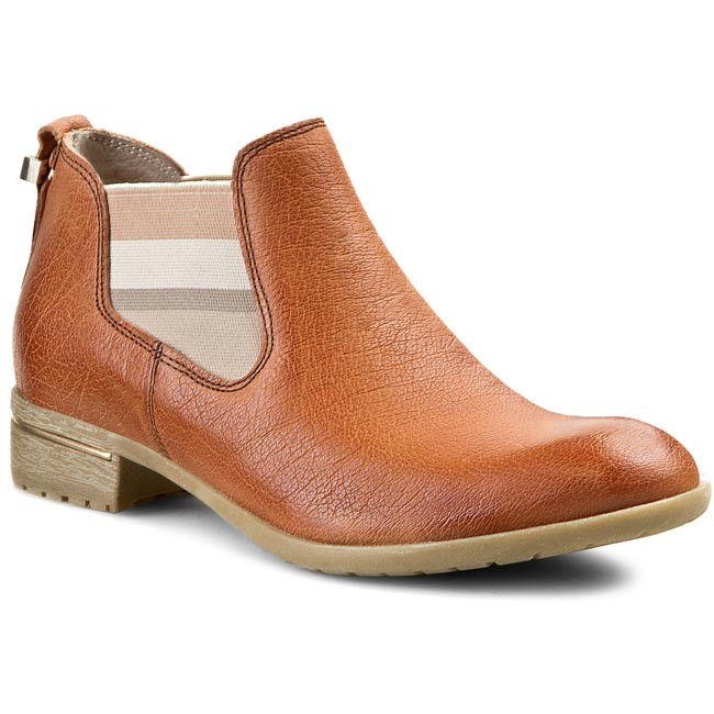 Ankle Boots CARINII - B2904  Brown