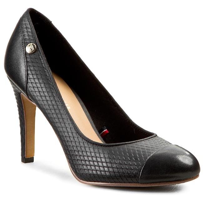 Stilettos TOMMY HILFIGER - Layla 9A FW56818881  Black 990