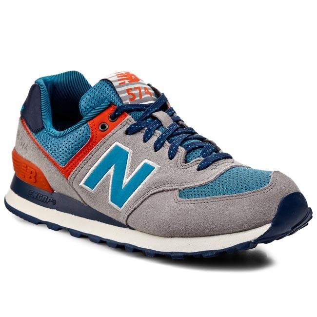 Sneakers NEW BALANCE - Classics ML574SOE  Grey
