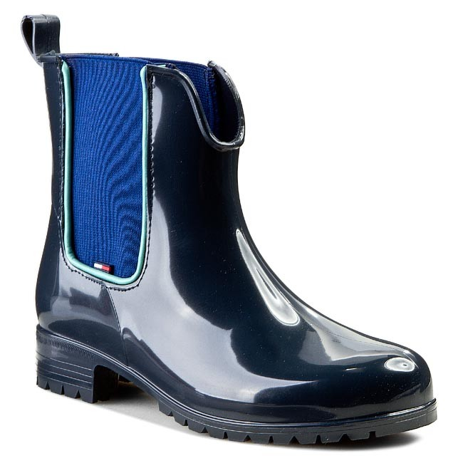 Wellingtons TOMMY HILFIGER - Oxley 5R FW56818750 Midnight 403