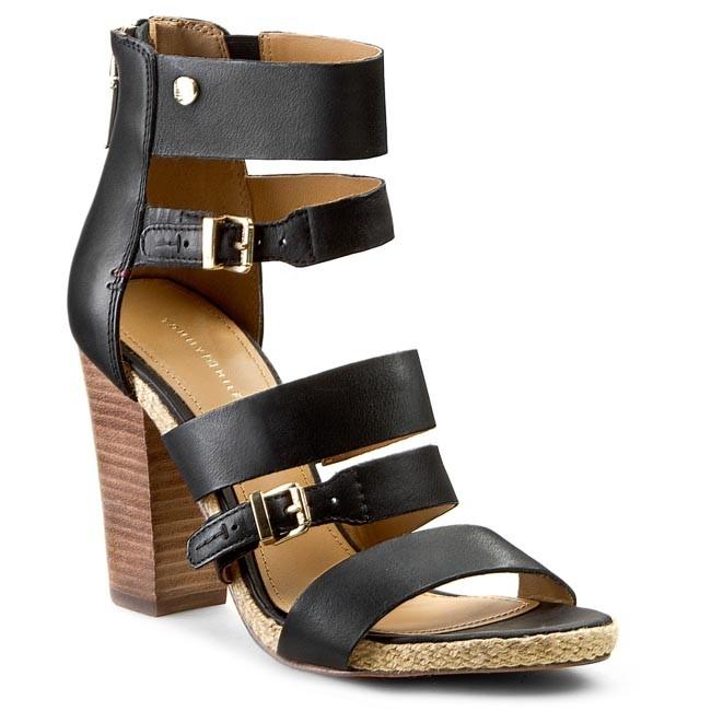 Sandals TOMMY HILFIGER - Jenna 1A FW56818661 990