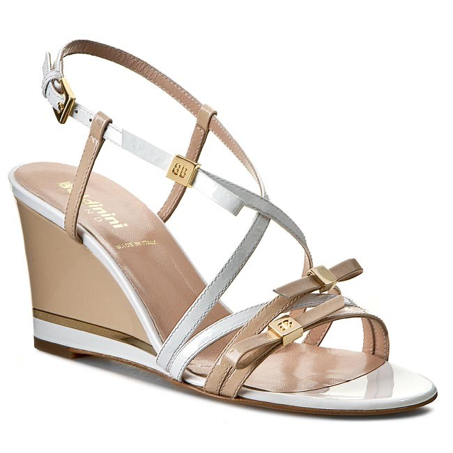 Sandals BALDININI - 598802VEVE9087R  Bianco/Skin