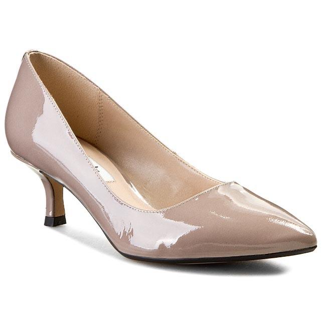Heels CLARKS - Aquifer Soda 261064514 Shingle Patent