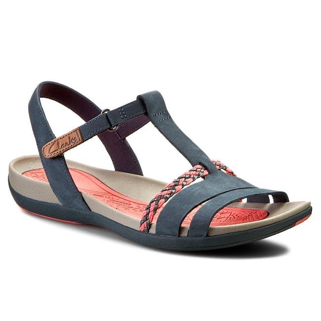 Sandals CLARKS - Tealite Grace 261068484 Neavy