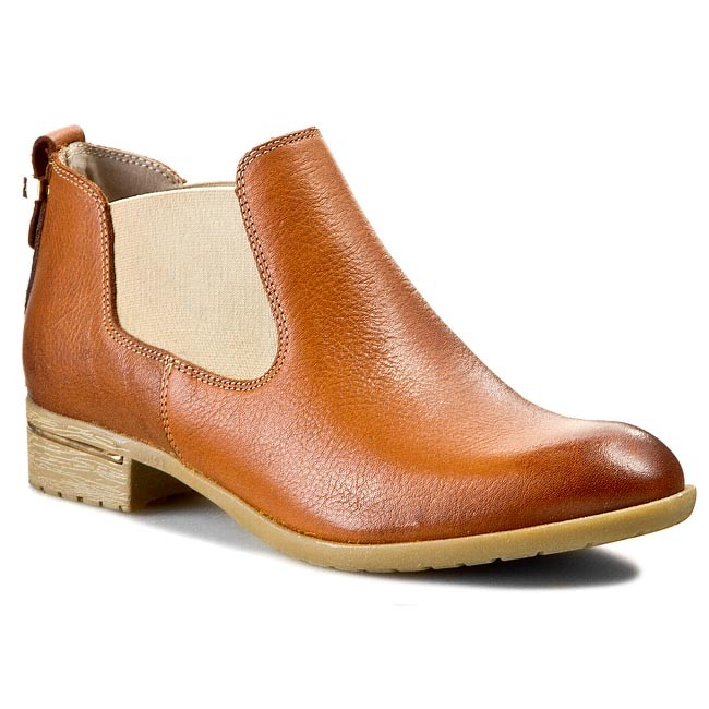 Ankle Boots CARINII - B2904  Rustic 4