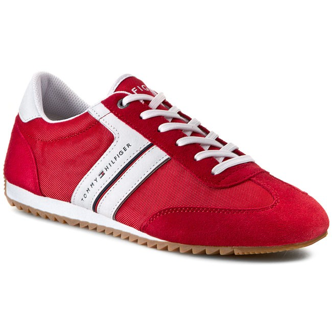 Sneakers TOMMY HILFIGER - Branson 5D FM56818975 Tango Red 611