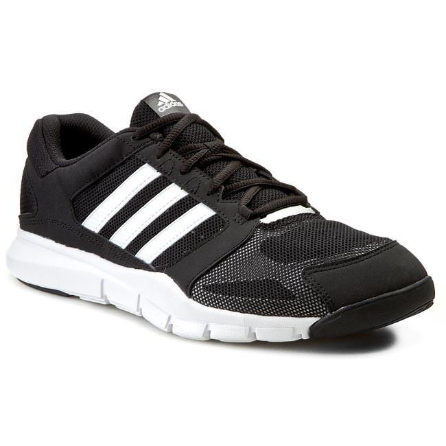 Shoes adidas - Essential Star M B40309  Cblack/Ftwwht/Silvmt