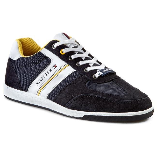 Sneakers TOMMY HILFIGER - Ryan Hilfiger 1C FM56819009  Midnight 403