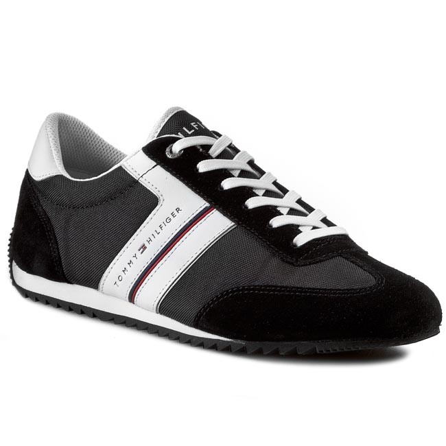 Shoes TOMMY HILFIGER - Branson 5D FM56818975  Blck 990