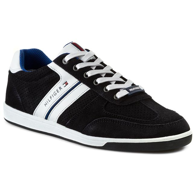 Sneakers TOMMY HILFIGER - Ryan Hilfiger 1B FM56819006  Midnight 403