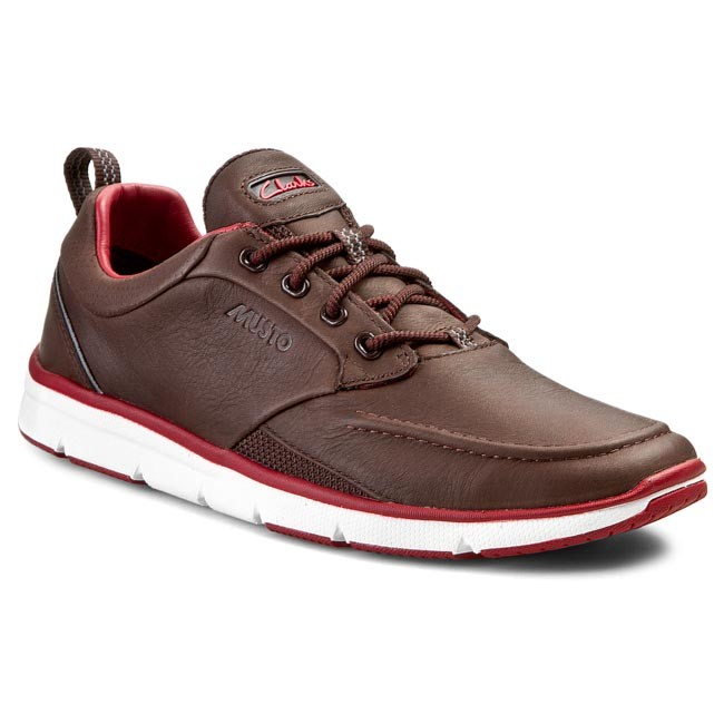 Shoes CLARKS - Orson Crew 261071647 Brown
