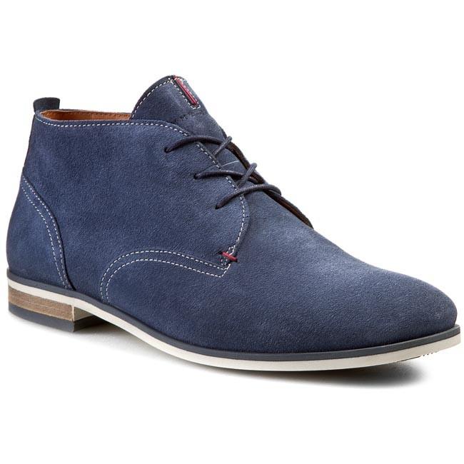 Boots TOMMY HILFIGER - Robert 2B FM56818808  Vintage Indigo 462