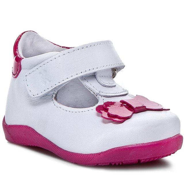 Shoes KORNECKI - 03595  N/Biały/S
